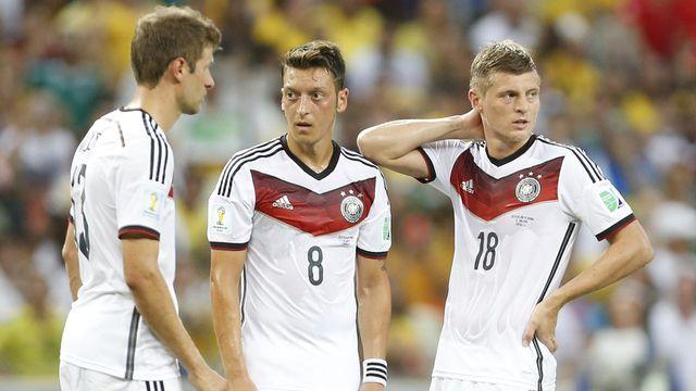 Đội tuyển quốc gia Đức vô địch World Cup bao nhiêu lần