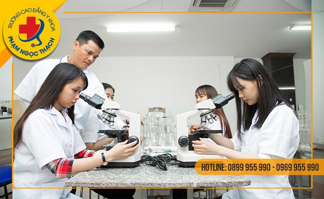 Ngành Cao đẳng Y Dược Sài Gòn xét học bạ năm 2021