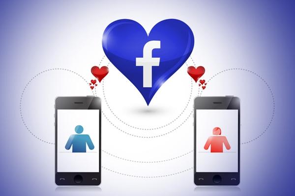 Mạng xã hội Facebook với ứng dụng hẹ hò mới